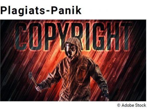 Prof. Dr. Georg Zanger im Gespräch mit Extradienst zum Thema Plagiats-Panik